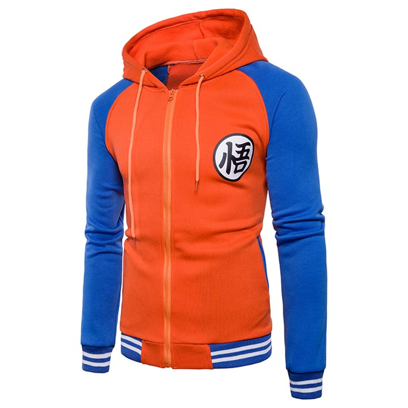 New Super Dragon Ball Z Hoodie Hat Jackets