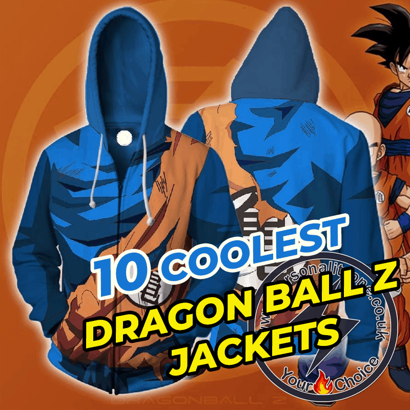 Top 10 Must Have Dragon Ball Z Jackets