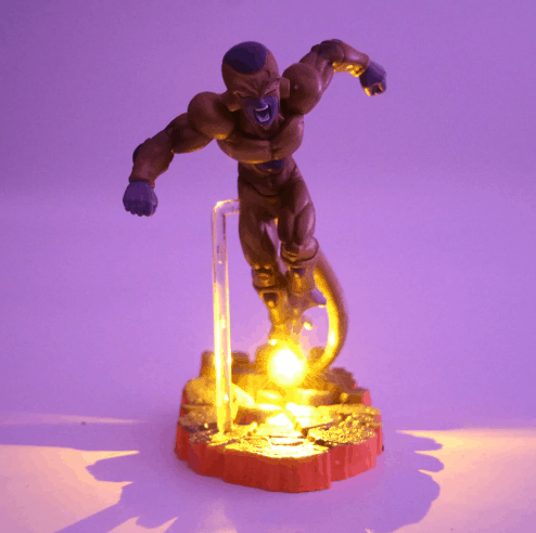 Dragon Ball Z Fieza Table Lamp