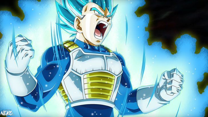 Vegeta - The Most Impressive Villain Of The 7 Dragon Ball Series