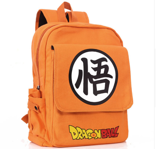 Dragon Ball Z Backpack Master Roshi Kanjji