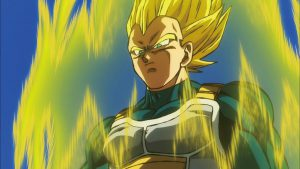 Dragon Ball Super Broly Vegeta Screen