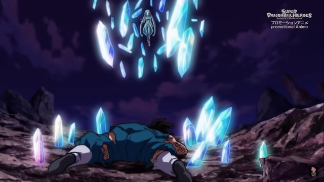 Laggs Beat Goku