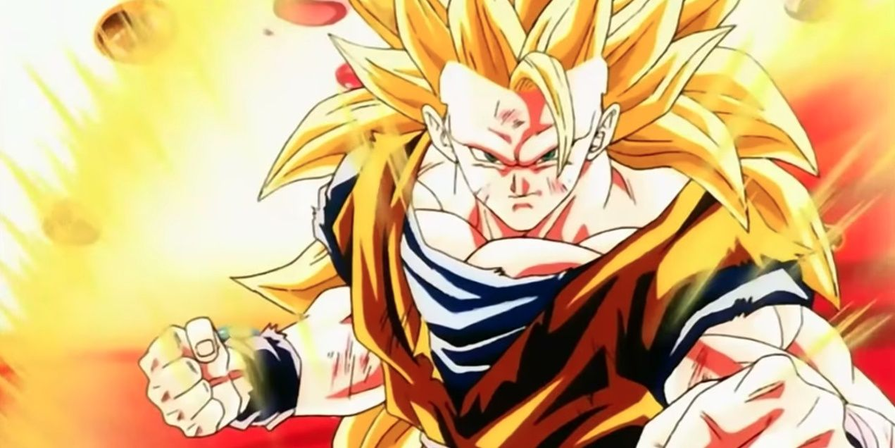 Entry 8 Super Saiyan 3 Goku
