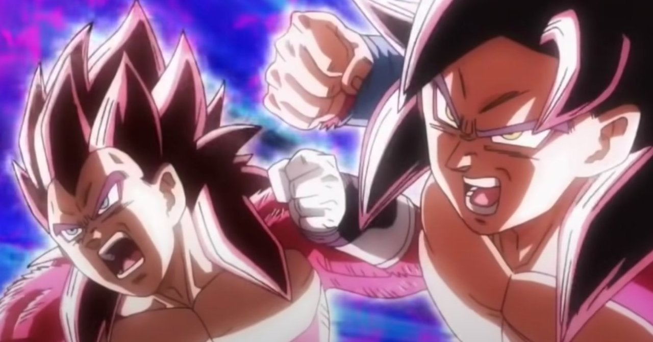 Super Dragon Ball Heroes Goku Vegeta Super Saiyan 4 Limit Breake 1235309 1280x0