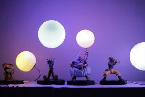 Coolest Dragon Ball Z Lamps Perfect For Christmas 2020 - DBZ Shop