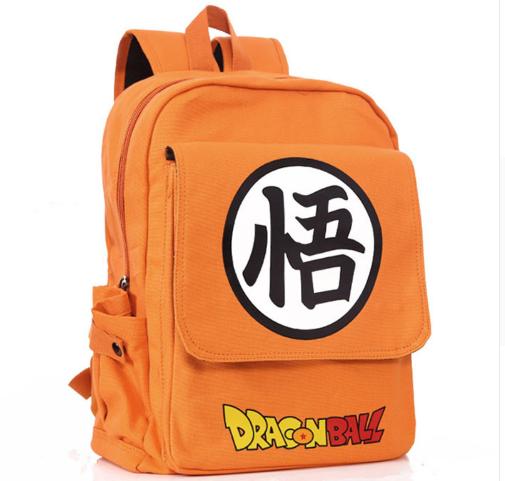 Dragon Ball Z Backpack Master Roshi Kanjji - DBZ Shop