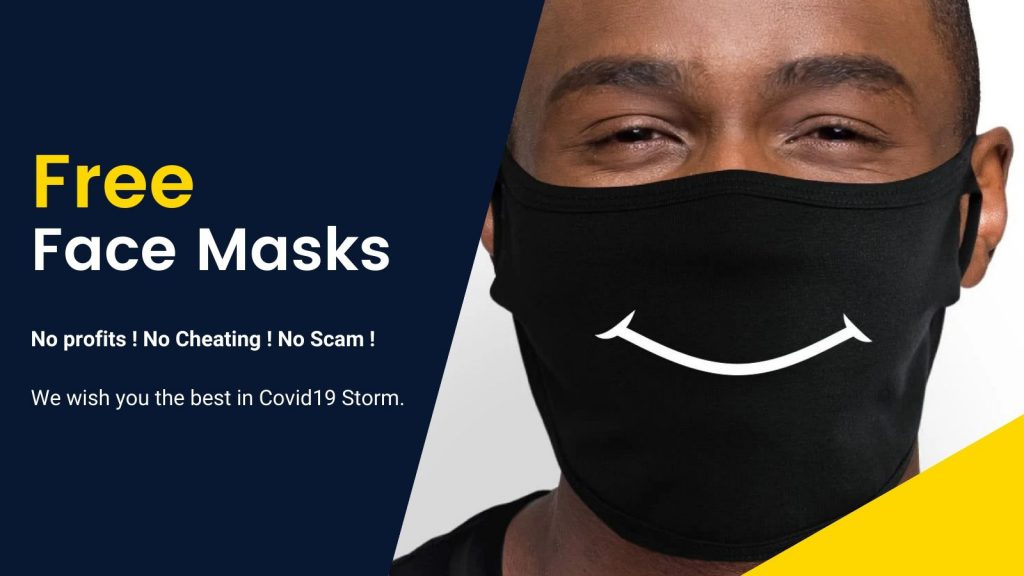 Free Mask Banner 2 - DBZ Shop