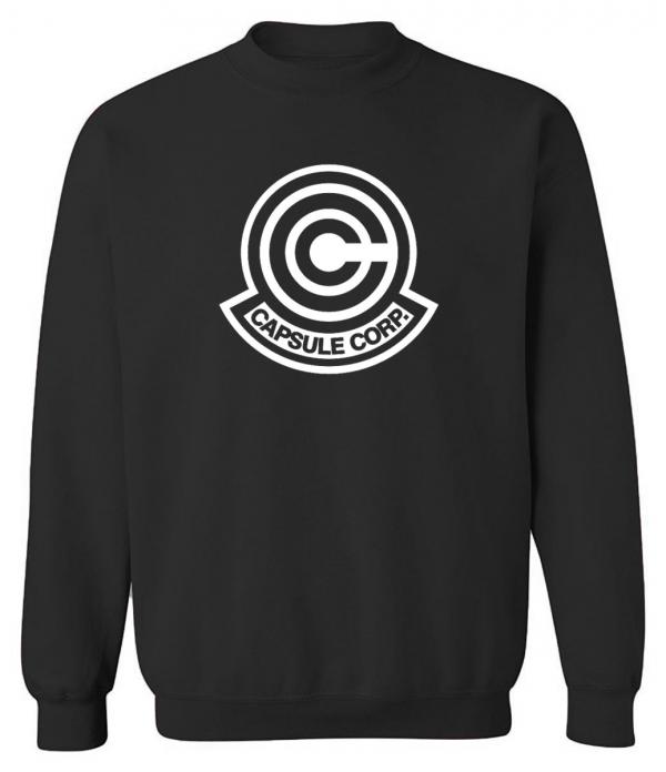 DBZ 2019 Capsule Corp Sweaters - DBZ Shop