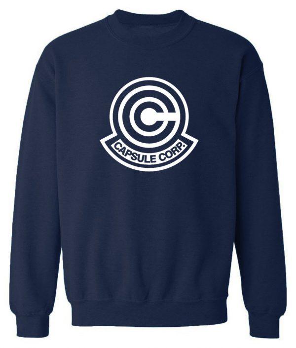 DBZ 2019 Capsule Corp Sweaters2 - DBZ Shop