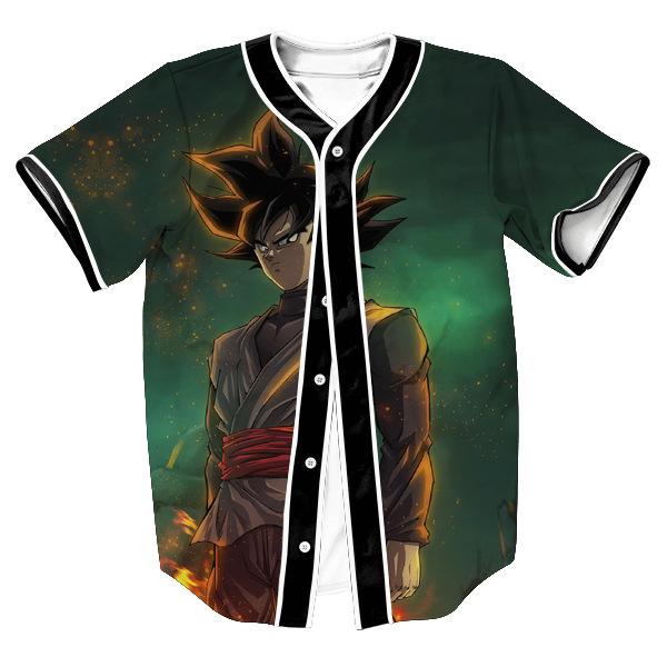 Son Goku Super DBZ Legendary Baseball Jersey - DBZ Shop