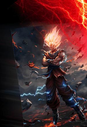 Dragon Ball Z Posters
