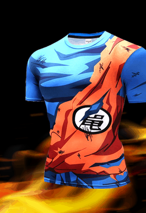 Dragon Ball Z Shirts