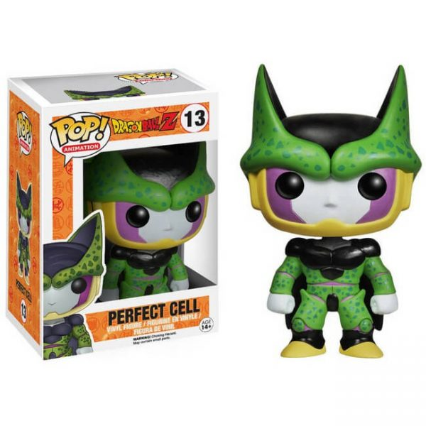 Perfect Cell #13 DBZ Funko Pop