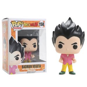 Dragon Ball Z Badman Vegeta #158 Funko Pop