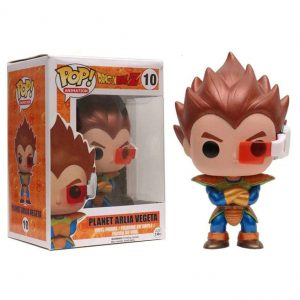 Vegeta Dragon Ball Z #10 Funko Pop