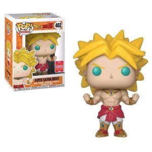 Super Saiyan Broly #402 Funko Pop