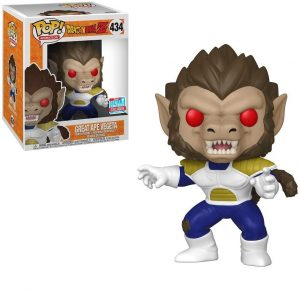 Great Ape Vegeta #434 Funko Pop