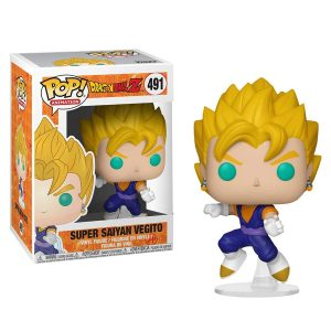 Super Saiyan Vegito #491 Funko Pop