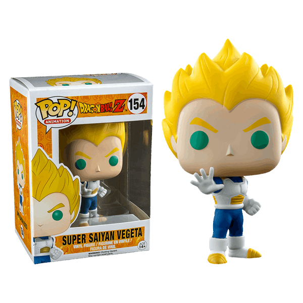 Super Saiyan Vegeta #154 Funko Pop