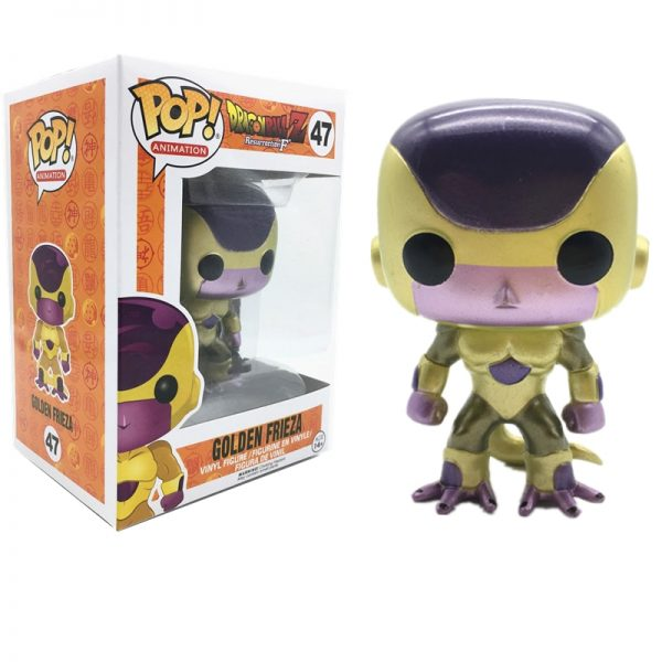 Golden Frieza DBZ #47 Funko Pop