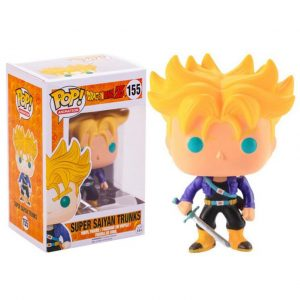 155 Super Saiyan Trunks Funko Pop