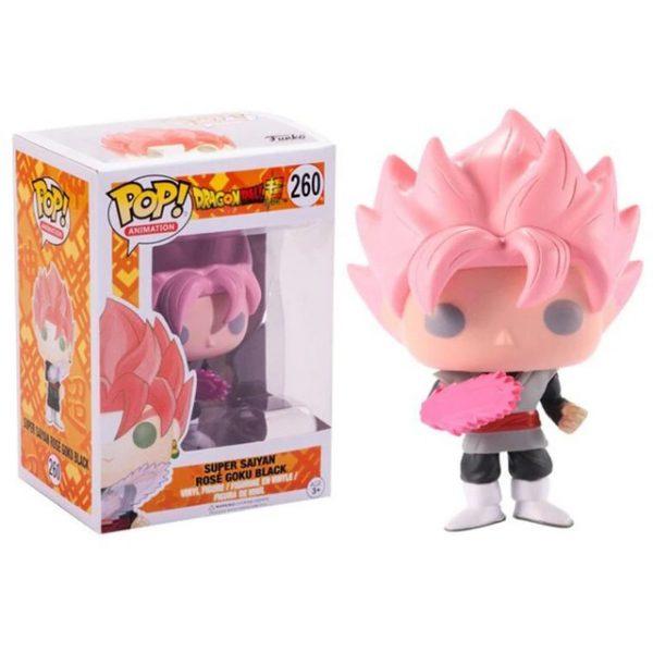 Super Saiyan Rose Goku Black #260 Funko Pop
