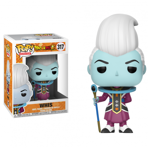 Whis #317 Dragon Ball Z Funko Pop