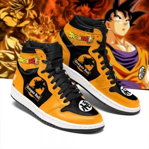 goku air jordan sneakers dragon ball super anime custom shoes gearanime 2 1500x1500 - DBZ Shop