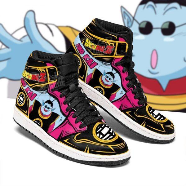 king kai jordan sneakers dragon ball anime shoes fan gift idea mn05 gearanime - DBZ Shop