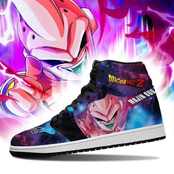 majin buu jordan sneakers galaxy dragon ball z anime shoes fan pt04 gearanime - DBZ Shop