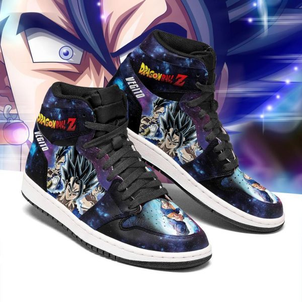 vegito jordan sneakers galaxy dragon ball z anime shoes fan pt04 gearanime - DBZ Shop